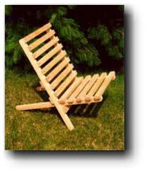 2 piece chair plans complimentary woodworking plan adirondack