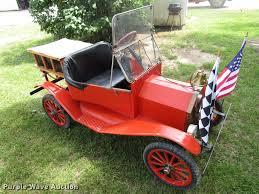 Mini-Kars Miniature Fire Truck | Item EO9013 | SOLD! June 27...