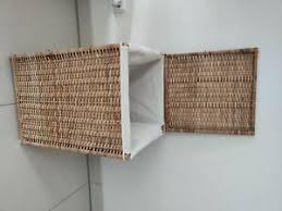 wäschekorb badezimmer ausstattung und möbel ebay