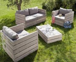 Garden Seating Ideas for Decorating