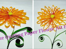 Quilling Paper Flower