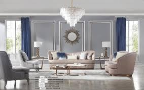 wohnzimmer garnitur komplett set 8 tlg möbel italiano tisch sofa garnitur neu