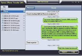 How to Transfer Text Message from iPhone to puter and Print SMS