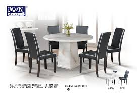 Round Marble Dining Table Set- S6+C9501 (1+6 Full Set) Round Marble Table With 4 Chairs Ldon Collection Cra Designer Ding Set Marble Top Table And Chairs In Country Ding Room Stock Photo 3piece Traditional Faux Occasional Scenic Silhouette Top Rounded Crema Grey Angelica Sm34 18 Full 17 Most Supreme And 6 Kitchen White Dn788 3ft Stools Hinreisend Measurement Tables For Arg Awesome Room Cool Design Grezu Home
