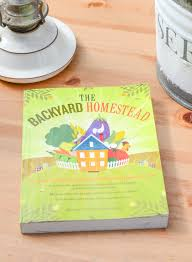 The Backyard Homestead Book Is A Must-have Resource To Learn ... Buy The Backyard Homestead Guide To Raising Farm Animals In Cheap Cabin Lessons A Bynail Tale Building Our Dream Cottage Book Of Kitchen Skills Fieldtotable Knhow Preppernation Preppers Homesteaders Produce All The Food You Need On Just A Maple Sugaring Equipment And Supplies Pdf Part 32 Chicken Breed Chart Home What Can You Do With Two Acre Design