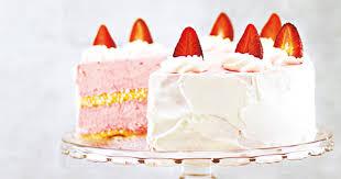 erdbeerezepte erdbeer sahne torte