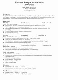 Skills Page 25 Of 78 Resume Templates 2019