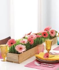 Furniture Furnishing Stylish Fresh Flower Spring Decorations Interior Design Ideas Decorating Wedding Table Centerpiece Thanksgiving