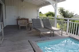 chambre d hotel avec piscine privative on a testé l hôtel plein soleil 3 en martinique avis