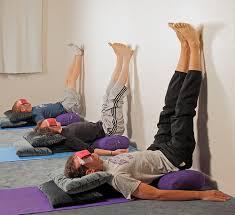 Holiday Time Restorative Yoga Thursday December 10th 645PM