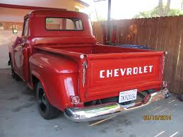 100 Chevy Trucks For Sale In Indiana 1957 Truck SWB The HAMB