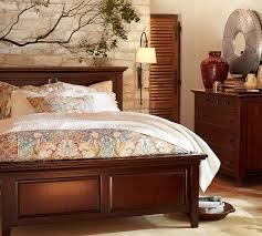 Pottery Barn Sumatra Bed by Chic Bed And Dresser Set Hudson Bed Dresser Set Pottery Barn