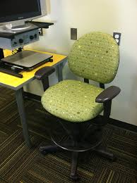 Dental Chair Upholstery Service by Advantage Upholstery Furniture Reupholster Service Experts Clients