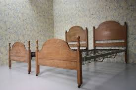 Recommendations Heals Dining Chairs Lovely Pair Of 1920 S Plete Oak Single Beds And Fresh