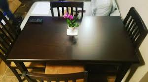 Walmart Dining Room Tables And Chairs by Beverly 5 Piece Dining Set Multiple Finishes Walmart Com