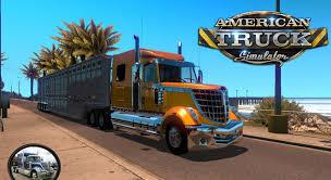 International Lonestar Truck V 2.3.0 - ATS Mod | American Truck ...