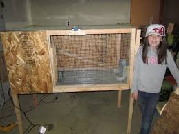 25 free rabbit hutch plans you can diy within a weekend the self
