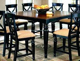 Tall Dining Room Tables Breathtaking Table Counter Sets Set