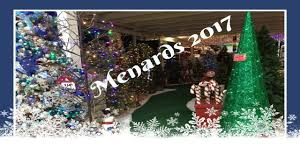 Christmas Decor Shopping At Menards Pt 1 2017