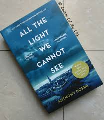 Book Review All the Light We Cannot See by Anthony Doerr Colors