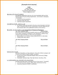 List Of Skills For Cv