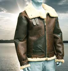 sheepskin bomber jackets american mystique