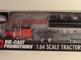 100 Diecast Promotions Trucks 32119 Peterbilt 379 Grain Truck 1836941509