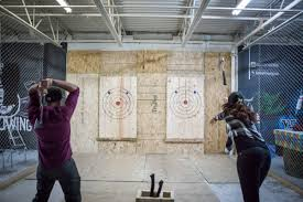 Backyard Axe Throwing League (BATL Grounds) - BlogTO - Toronto Bad Axe Throwing Where Lives Youtube Think Darts Are Girly Try Axe Throwing Toronto Star Outdoor Batl At In Youre A Add To Your Next Trip Indy Backyard League Home Design Ideas The Join The Moving Into Shopping Mall Yorkdale Latest News National Federation Menu