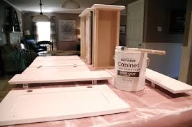 Rustoleum Cabinet Refinishing Kit Colors by Bathroom Cabinet Transformation Living Rich On Lessliving Rich