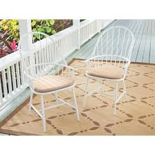 Home Depot Outdoor Dining Chair Cushions by Martha Stewart Living Outdoor Dining Chairs Patio Chairs The