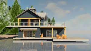 100 Lake Boat House Designs Corbin Patten
