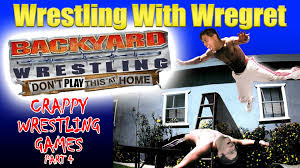 Backyard Wrestling 1 & 2   Wrestling With Wregret - YouTube Hulk Hogan Video Game Is Far From Main Event Status Wrestling Best And Worst Video Games Of All Time Backyard Dont Try This At Home Ps2 Intro Sles51986 Retro New Iphone Game Launches Soon Features Wz Wrestlezone At Cover Download 1 2 With Wgret Youtube Sports Football Outdoor Goods Usa Iso Isos The 100 Best Matches To See Before You Die Wwe Reapers Review 115 Index Of Juegoscaratulasb Wrestling Fniture Design And Ideas