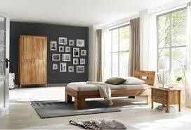 schlafzimmer set einzelbett schrank jugendzimmer komplett kernbuche massiv geölt lanatura