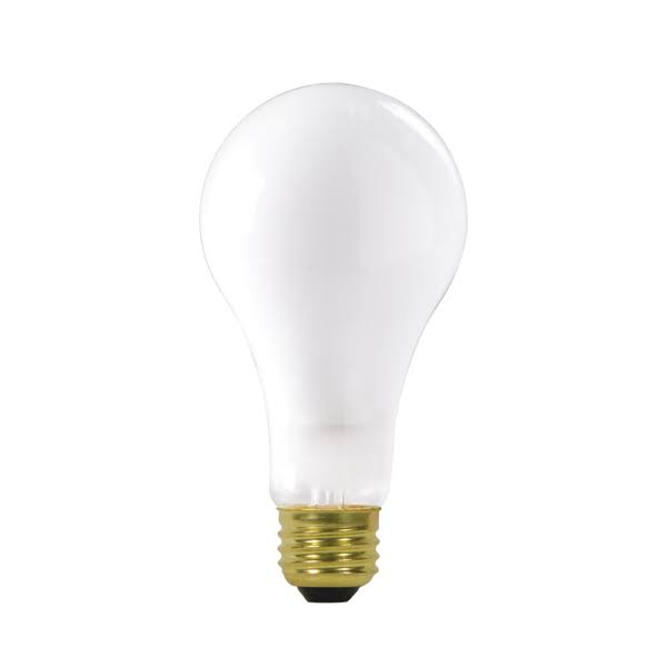 Satco A23 Medium Base Bulb - 200W