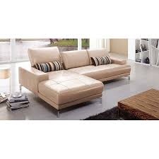Shop Beverly Hills Furniture Urban Modern Taupe Genuine Leather