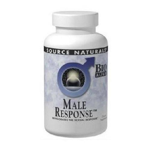 Source Naturals Male Response Supplement - 90 Tablets