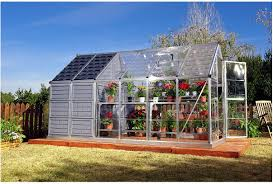 6 X 12 Shed Kit by Grow And Store 6 X 12 Hobby Greenhouse Kit Pol Hg5112 1 199 00