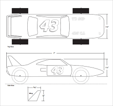 21 Cool Pinewood Derby Templates – Free Sample Example Format