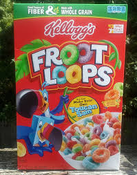 Still I Had A Good Reason To Hop Into Toucan Sams Nest Again Look Closely At The Latest Froot Loops Box And Youll Spot It