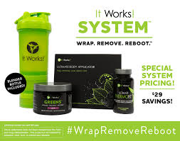 It Works All Natural Health Beauty Products