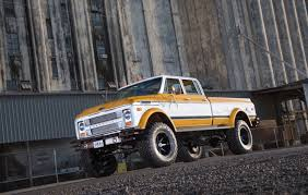 100 Restored Trucks Rtech Fabrications Builds Really Cool Chevy GM