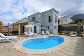 100 Villa In Tenerife Mariposa With Pool Ideal Families