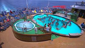 Carnival Magic Lido Deck Cam by Carnival Magic Cruise Review And Tour 2016 Simply Real Moms