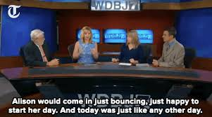 Animated GIF News Mic Rip Free Download Shooting Alison Parker Tribute