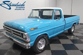 1972 Ford F-250 Ranger For Sale #76840 | MCG Two Tone 1972 Ford F100 Sport Custom Pickup Truck For Sale Ranger 68013 Mcg F600 Salvage Truck For Sale Hudson Co 253 Awesome F250 360 V8 Restored Classic Pickup 1970 Napco 4x4 Tow Ready Camper Special Price Drop Xlt Short Box F 100 Volo Auto Museum Autolirate 1975 150 1959 Cadillac Coupe De Ville Fseries Wikiwand Stock 6448 Near Sarasota