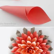 Origami Best Construction Paper Flowers Ideas On Within How To Make Roses With Step By
