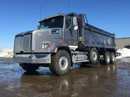 100 Tri Axle Dump Trucks Highway Sterling Western Star Inventory Offers New And Used