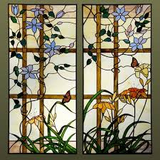 104 Miller Studio Coral Gables Stained Glass Flowers Stained Glass Panels Stained Glass Mosaic