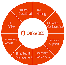 the office 365 migration begins