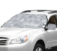 100 Truck Rear Window Guard Frost Standard Size Windshield And Wiper Cover W Mirror Covers